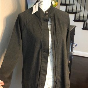 Cable & Gauge grey/black jacket size small/P